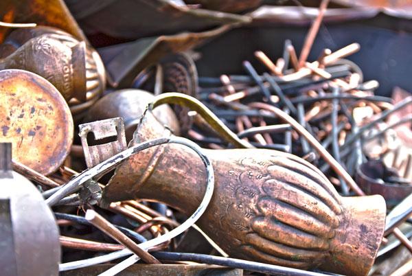 Ankauf Kupfer